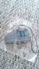 電車のストラップ