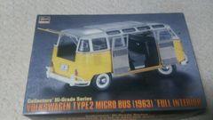 フォルクスワーゲン タイプ2 マイクロバス1963