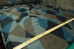 約125cm幅×3m・パッチワークのような布(��3716)