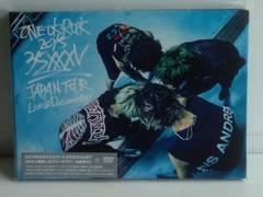 ONE OK ROCK�@2015 35xxxv JAPAN TOUR LIVE�@���J��DVD