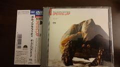 ポルノグラフィティ「オープニング ラップ」DVD/帯付