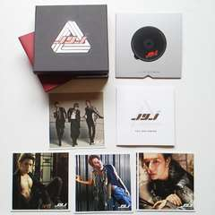 JYJ廃盤The Beginning  Special Edition <完全生産限定盤>