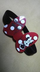 ディズニー ミニーマウス ヘアアクセ?? 未使用
