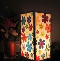 ≪花びら悠久≫灯かりの神秘・1-33・癒しの輝きスタンド・3型