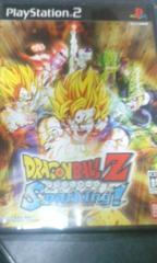 PS2/ドラゴンボールZ スパーキング!