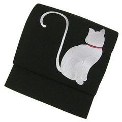 激可愛い! 猫ちゃんデザイン 作り帯新品