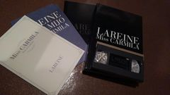 LAREINEラレーヌ/Miss CARMILLA/限定BOX/KAMIJO/versailles