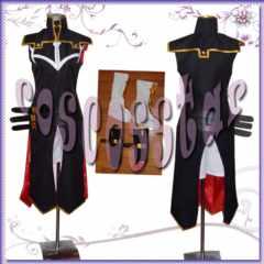 ☆コードギアス反逆のルルーシュR2 C.C風 コスプレ衣装