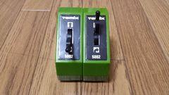 超希少Nゲージ Tomix 5002  ポイント切り替えスイッチ 2個セット