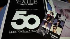 月刊EXILE特典〔定期購読者限定〕