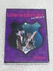 �V�i Life is all right feat.�̍L��~ �����DVD �ް��������ް