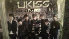 激安!超レア!☆U-KISS/TickTack☆初回限定盤/CD+DVD☆美品!