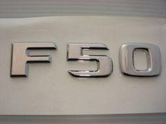 日産 クロームメッキ リアエンブレム F50 シーマ