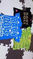 美品★BABY DOLL★半袖Tシャツ3枚セット★100cm