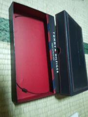 長財布の箱