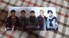 SMAP クリスマスカード2016