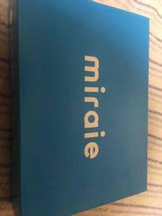miraie ブルー 新品未使用 即決価格