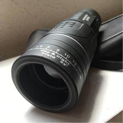 未使用 米軍特殊部隊仕様昼夜兼用軍用単眼鏡16×52