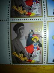 アトム 手塚治虫 80円×5枚 切手