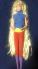 夢観るシャンソン♪スージーズー人形フランスギャル