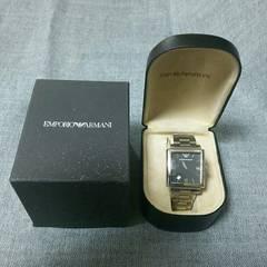 送料無料 稼働品 エンポリオアルマーニ メンズ腕時計 AR-5300