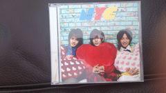 NYC「よく遊びよく学べ」初回DVD付/Hey!Say!JUMP