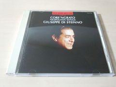 ディ・ステファノCD「イタリアの歌 ナポリ民謡集」●