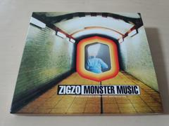 ZIGZO CD「MONSTER MUSIC」ジグゾ 初回盤●