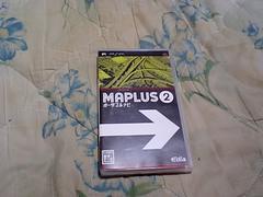 【PSP】マプラスポータブルナビ2