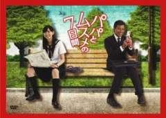■DVD『パパとムスメの7日間 DVD-BOX』新垣結衣 舘ひろし