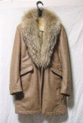 ◆ASMアトリエサブメン◆ラクーンファー付きコート