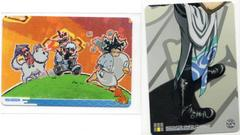 銀魂・号外★トレカ EDカード Z-549 13th ENDING