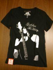 the GazettE「LIVE Tシャツ/SIX GUNS」BLACK MORAL