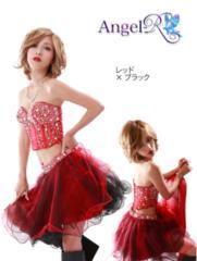 送料込☆新品エンジェルアール2ピースドレス