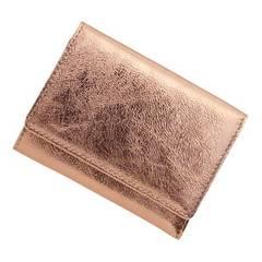 新品!ベッカー社☆ピンクゴールド極小財布