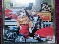 旧車 80年代 ニャンキーミラー 昭和 レトロ なめんなよ なめ猫