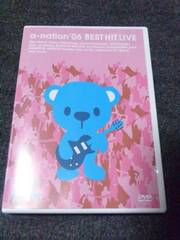 a-nation'06 BEST HIT LIVE �l�肠���/���c�Җ�/AAA/��؈���