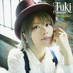 ��Fuki Commune�y976 ��������CD+DVD�zWelcome!���V�i���J��