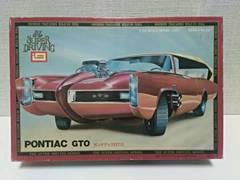 イマイ The Super Driving ポンテアック GTO 1/24スケール 新品