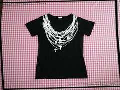 ブラック×ホワイト♪Tシャツ★