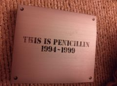 PENICILLIN「THIS IS PENICILLIN 1994-1999」ベスト/BEST/2枚組