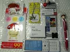 * D905i *  *ほぼ新品未使用品* ◆豪華オマケ多数!