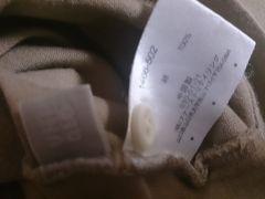 110 UNIQLO ラガーシャツ  超美品