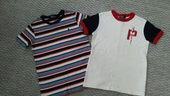 ラルフローレン半袖Tシャツ120�p