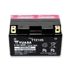 ◎ユアサTTZ10Sマグザム マジェスティ250 4D9新品バッテリー