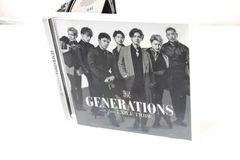 【安!】最新盤・GENERATIONS from EXILE TRIBE…涙