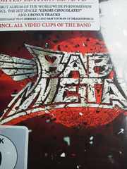 ���� BABYMETAL BABYMETAL -LTD.EDITION (EU�� CD+DVD) �V�i