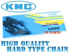 CBX400FVTR250XR250XR400FTR250クラブマンハードチェーン520-110L
