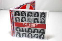 【安!】大人気!2枚組・E-girls BEST E.G.SMILE