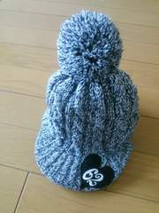 ロニィ☆ニット帽☆M☆美品